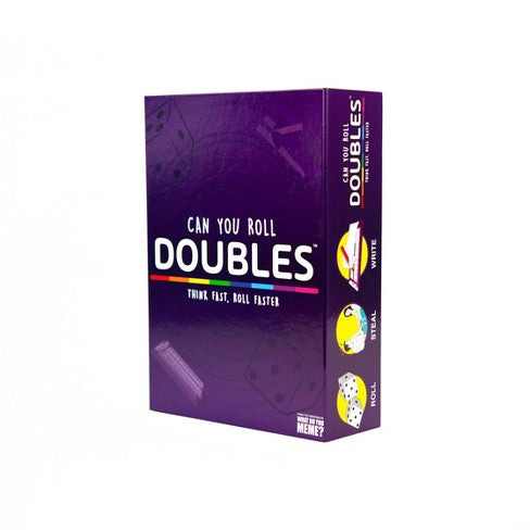 Can You Roll Doubles | Gamerz Cafe