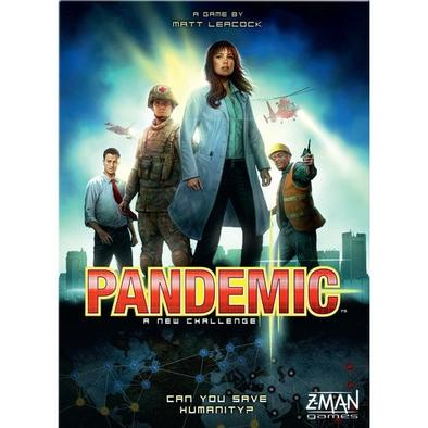 Pandemic | Gamerz Cafe