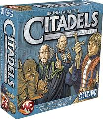 Bruno Faidutti's Citadels - Classic | Gamerz Cafe
