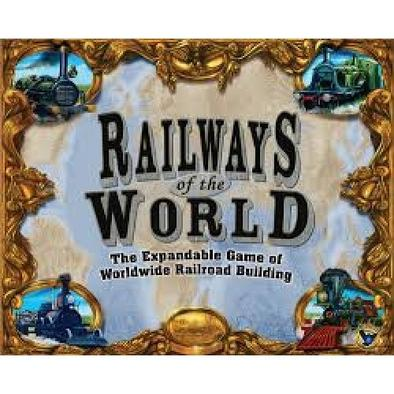 Railways of the World | Gamerz Cafe