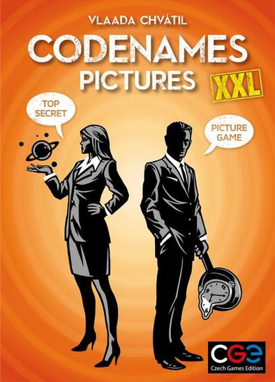 Codenames - Pictures XXL | Gamerz Cafe