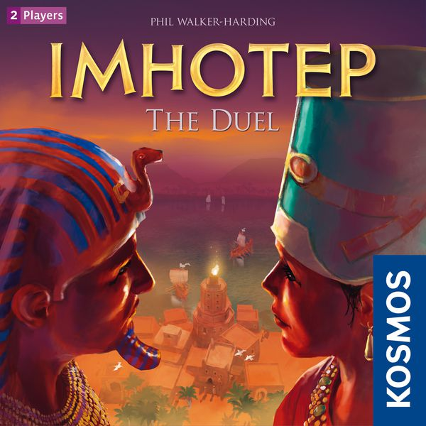 Imhotep: The Duel | Gamerz Cafe