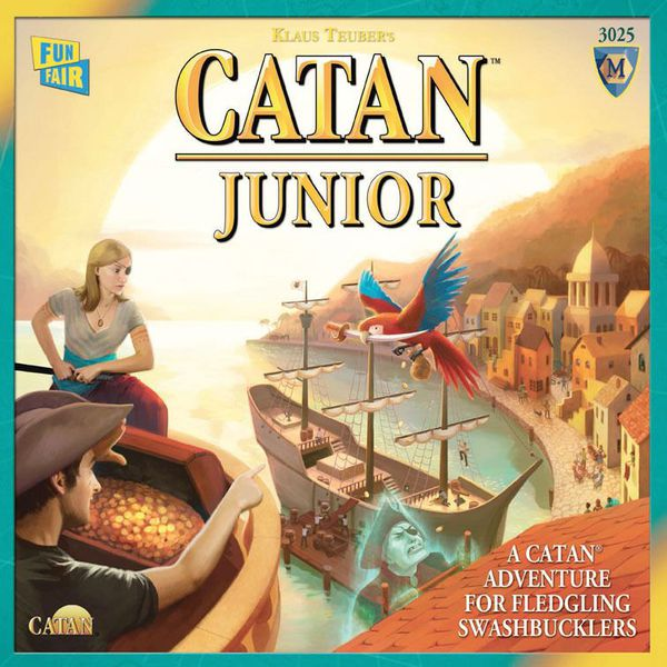 Catan Junior | Gamerz Cafe