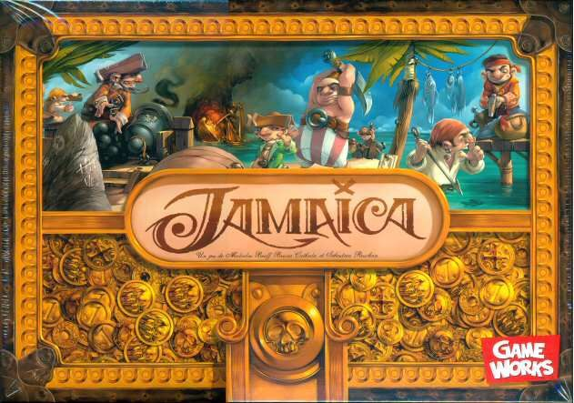 Jamaica | Gamerz Cafe