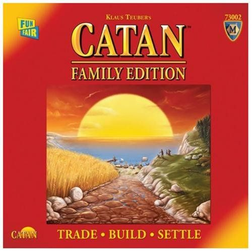 Catan: Family Edition | Gamerz Cafe