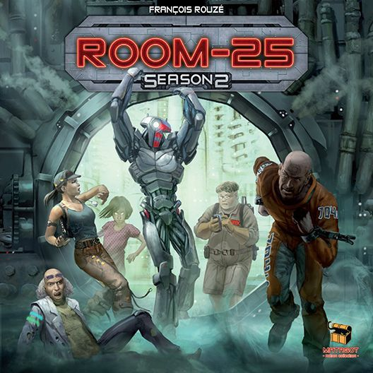 Room-25 - Season 2 | Gamerz Cafe
