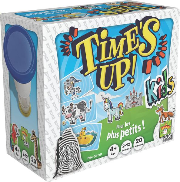 Time's Up Kids | Gamerz Cafe