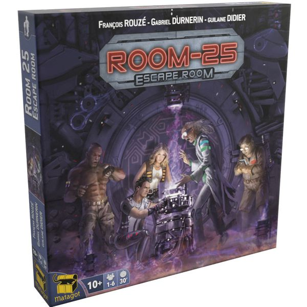 Room-25 - Escape Room