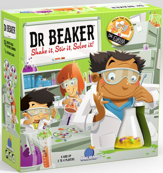 Dr Beaker | Gamerz Cafe