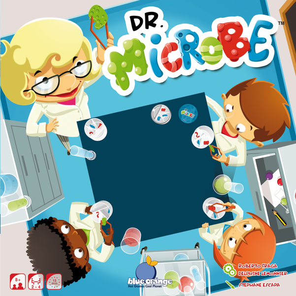 Dr Microbe | Gamerz Cafe