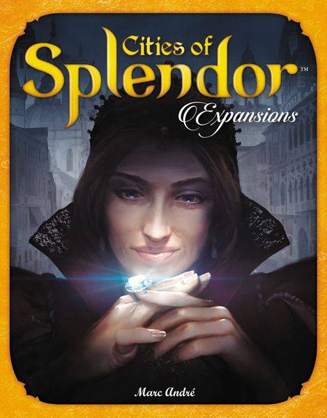 Splendor - Ext. Cities Of Splendor