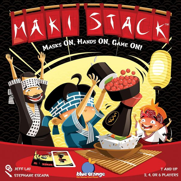 Maki Stack | Gamerz Cafe