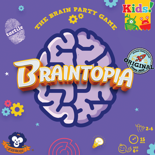 Braintopia Kids | Gamerz Cafe