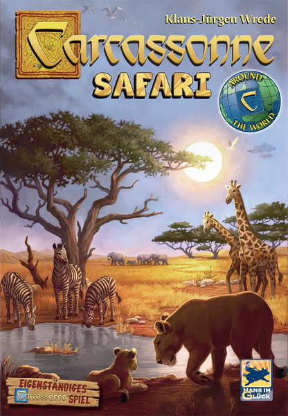 Carcassonne : Safari | Gamerz Cafe