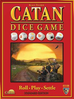 Catan Dice Game | Gamerz Cafe
