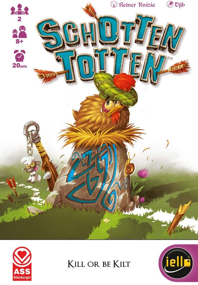 Schotten Totten | Gamerz Cafe