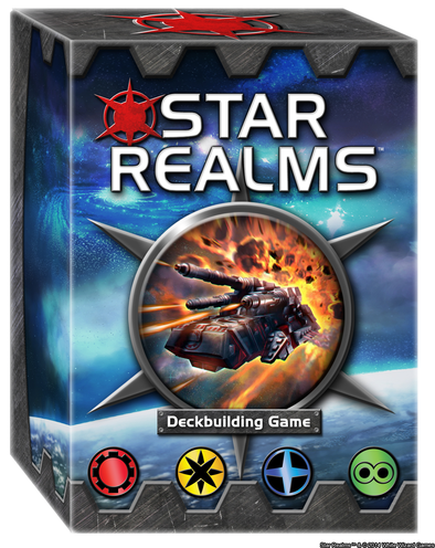 Star Realms | Gamerz Cafe