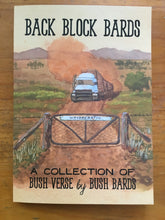 Load image into Gallery viewer, Back Block Bards - A Collection of Bush Verse by Bush Bards