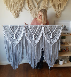 """MOONDREAMER"" MACRAMÉ"