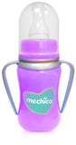 Mechico Colored Baby Bottle with Handle 125ml