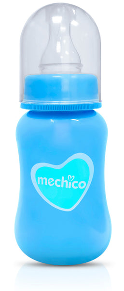Mechico Color Baby Feeding Bottle 125ml