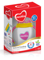 Mechico Wide Neck BPA free bottle 180ml