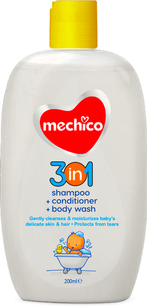 Mechico Baby 3in1 200ml