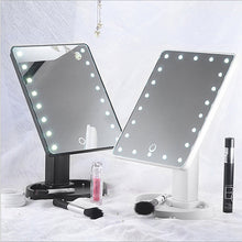 Load image into Gallery viewer, Mirrored Glow - LED Touch Screen Beauty Mirror