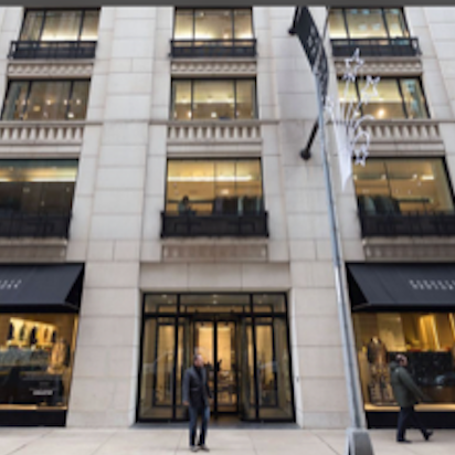 Barneys reportedly to downsize famed flagship