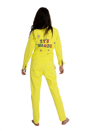 Mira Mikati It's Magic Embroidered Jumpsuit - That Sunny Spot