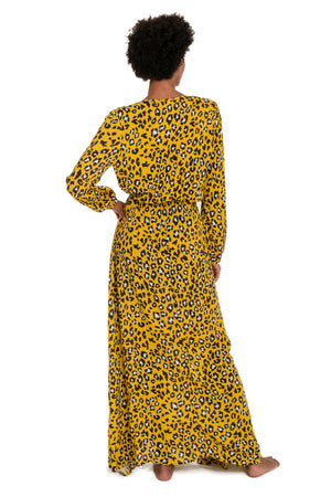 Coconut Brand Official Leopard Jagger Dress - That Sunny Spot