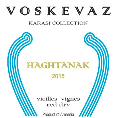 Voskevaz Karasi Collection 2015 Haghtanak