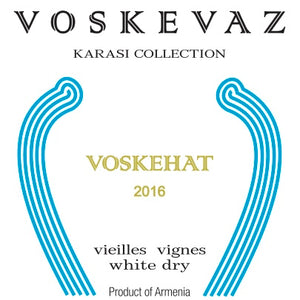 Voskevaz Karasi Collection Voskehat 2016