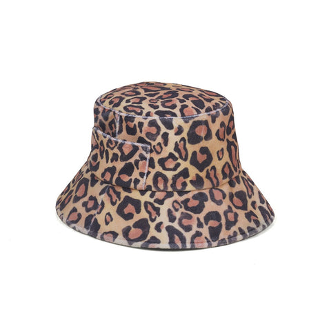 Leopard Wave Bucket