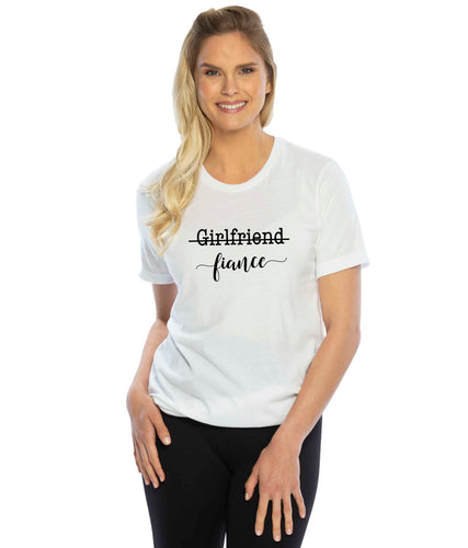 Girlfriend Fiancé Shirt