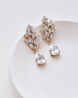 Madeline Drop Earrings