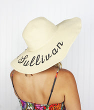 Load image into Gallery viewer, Personalized Floppy Hat