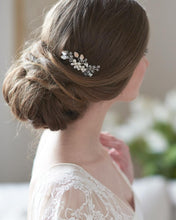 Load image into Gallery viewer, Luna Petite Swarovski Comb