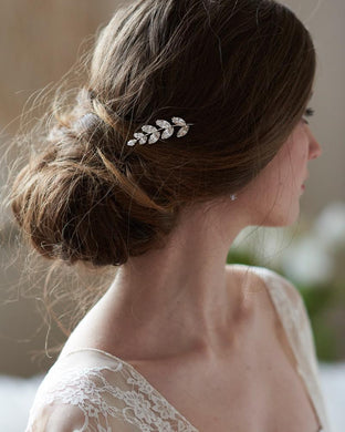 Emma Floral Hair Pin