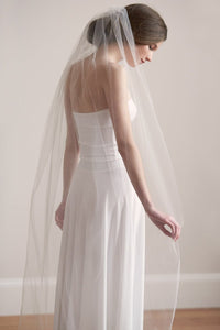Barely There Veil