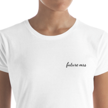 Load image into Gallery viewer, Future Mrs. Minimalist Tee