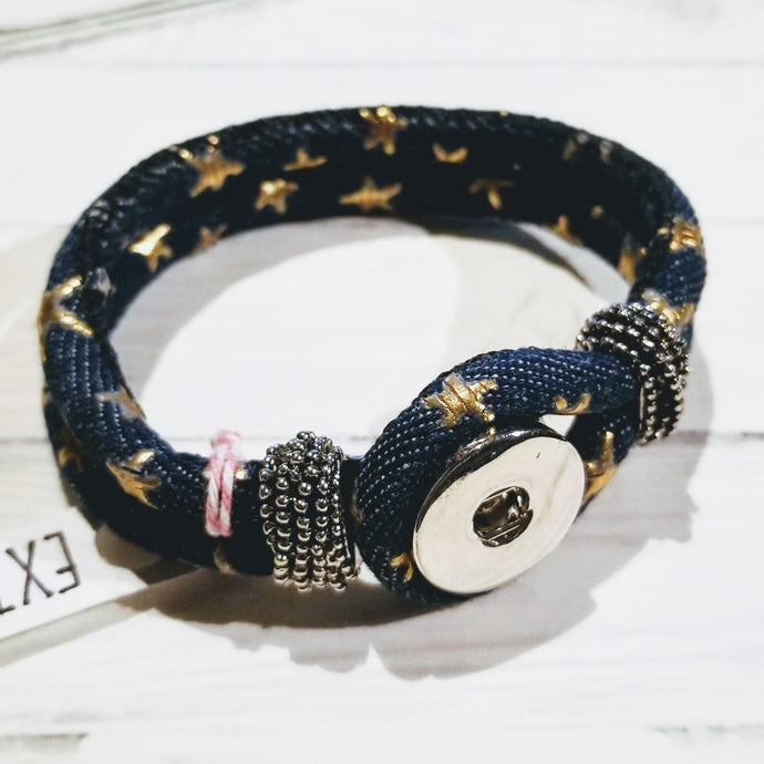 Miscellaneous Fabric Corded Bracelets