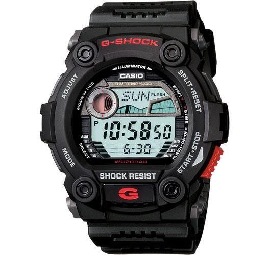 Casio Men's G2310R-1 G-Shock Black Watch