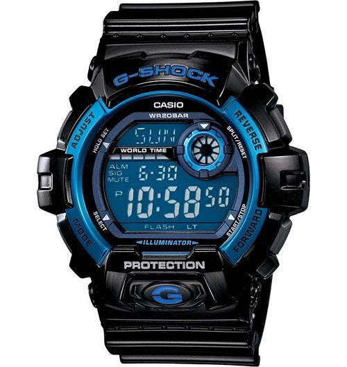 Casio Men's G7900A-4 G-Shock Rescue Red Watch