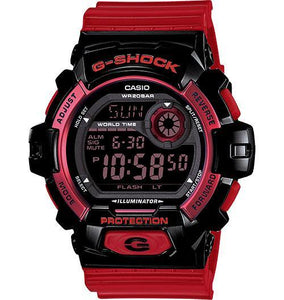 Casio Men's G8900A-1 G-Shock Big-Case Digital Black Watch