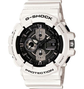 Casio Men's GA310-1A G-Shock Ana-Digi Arabic Index Chrono Black Watch