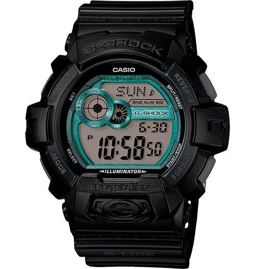 Casio Men's GDX6900FB-8B G-Shock Classic XL 10Y Battery Clear Grey Black Watch