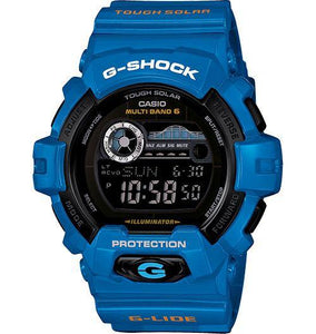 Casio Men's GWX8900C-3 G-Shock Multi-Band 6 Tide Green Watch