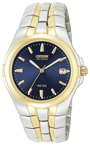 Citizen Men's BM0194-53L Eco-Drive Two-Tone Stainless Steel Watch