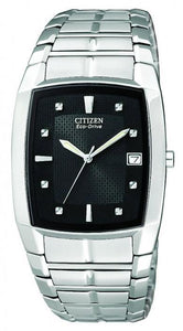 Citizen Men's BM6550-58E Eco-Drive Stainless Steel Watch